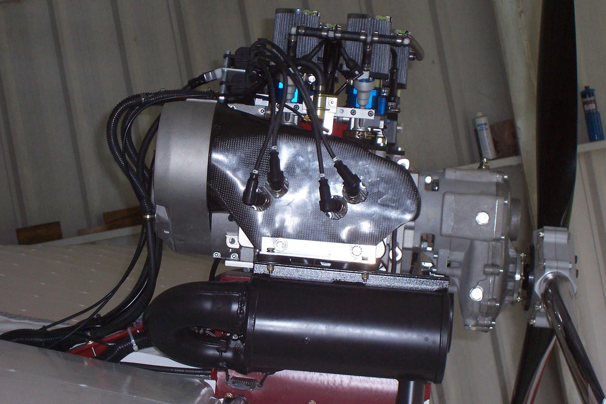 Recreational Power Engineering - Hirth Engines - Tiffin